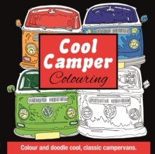 The Campervan Colouring : Freedom Collection, Paperback