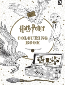 Harry Potter Colouring Book, Paperback