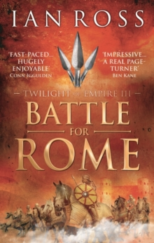 Battle for Rome, Hardback