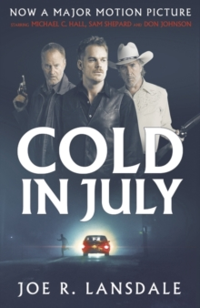 Cold in July, Paperback Book