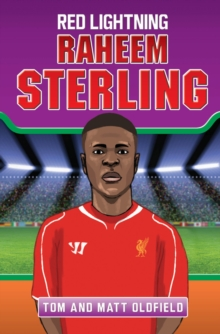Raheem Sterling : Young Lion, Paperback