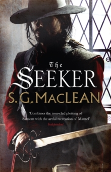 The Seeker, Paperback Book