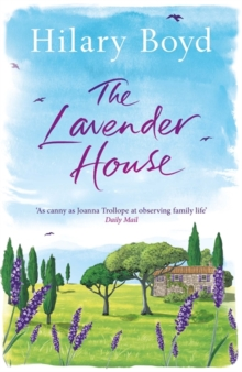 The Lavender House, Hardback Book