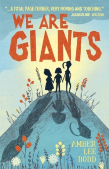 We are Giants, Paperback Book