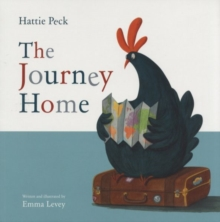 Hattie Peck: The Journey Home, Paperback Book