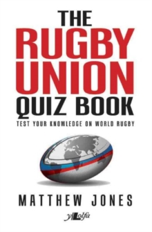 The Rugby Union Quiz Book, Paperback
