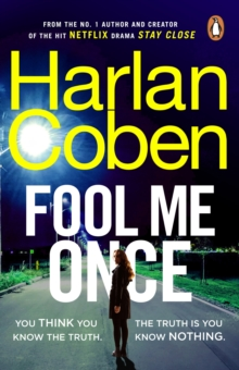 Fool Me Once, Paperback Book