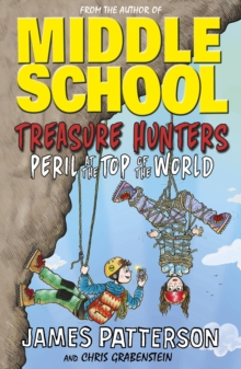 Treasure Hunters: Peril at the Top of the World, Paperback