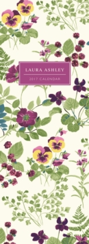 Laura Ashley Slim Calendar, Calendar