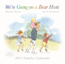 We're Going on a Bear Hunt, Calendar