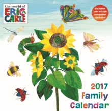 The World of Eric Carle SQ Family Calendar, Calendar