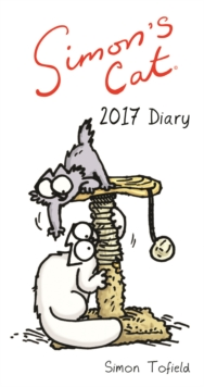 Simon's Cat Slim Diary, Diary
