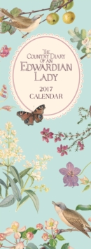 Country Diary of an Edwardian Lady Slim Calendar, Calendar