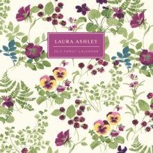 Laura Ashley Sq Family Calendar, Calendar