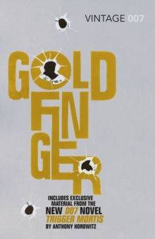 Goldfinger : Trigger Mortis Edition, Paperback Book