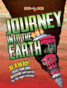 Geography Quest: Journey into the Earth, Paperback
