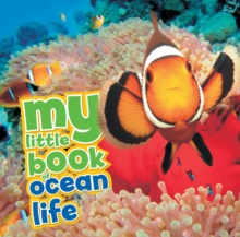 My Little Book of Ocean Life, Hardback