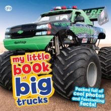 My Little Book of Big Trucks, Hardback