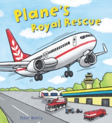 Busy Wheels: Plane's Royal Rescue, Paperback