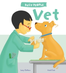 Busy People: Vet, Hardback