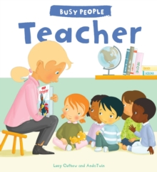 Busy People: Teacher, Hardback