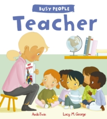 Busy People: Teacher, Paperback