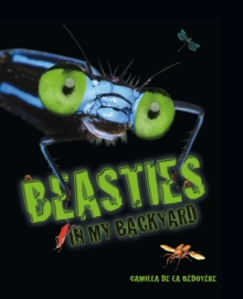 Beasties in My Backyard, Paperback Book