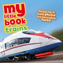 My Little Book of Trains, Hardback