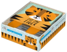 Tip Toe Tiger : Baby's First Soft Book, Other book format