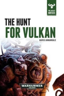 The Hunt for Vulkan, Hardback