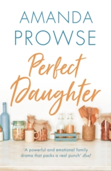 Perfect Daughter, Paperback Book