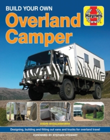 Build Your Own Overland Camper Manual, Hardback