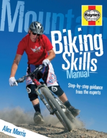 MOUNTAIN BIKING SKILLS MANUAL, Paperback Book