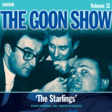 The Goon Show : Four Episodes of the Classic BBC Radio Comedy Volume 31, CD-Audio