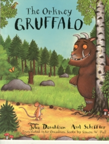 The Orkney Gruffalo, Paperback