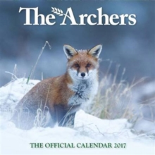 The Archers Official 2017 Square Calendar, Calendar