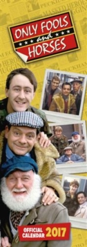 Only Fools and Horses Official 2017 Slim Calendar, Calendar