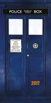 Doctor Who Official 2017 Diary, Diary