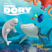 Finding Dory Official 2017 Square Calendar, Calendar