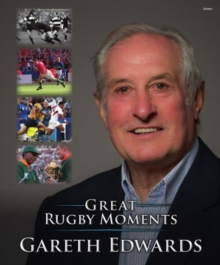 The Great Rugby Moments, Hardback Book