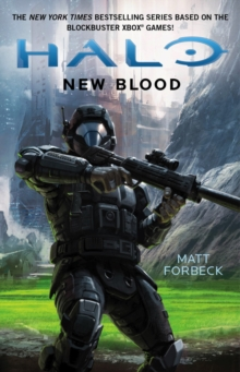 Halo: New Blood, Paperback Book