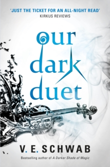 Our Dark Duet, Paperback Book