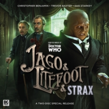 Jago & Litefoot & Strax 1 - The Haunting, CD-Audio Book