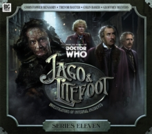 Jago & Litefoot : Volume 11, CD-Audio Book