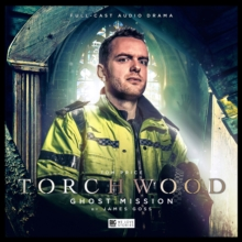 Torchwood 2.3: Ghost Mission, CD-Audio