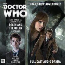 The Tenth Doctor: Death and the Queen, CD-Audio