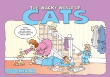 WACKY WORLD OF CATS A4,