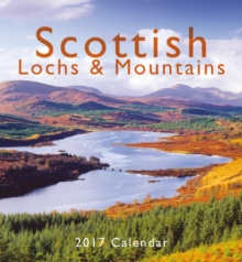 SCOTTISH LOCHS MOUNTAINS EASEL,