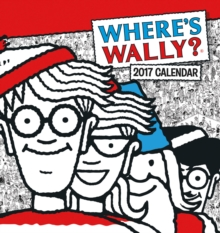 WHERES WALLY EASEL,