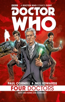 Doctor Who Event 2015 : Four Doctors, Paperback